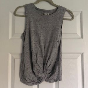 Abercrombie & Fitch Knotted Tank